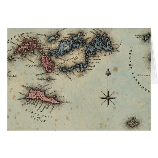 Virgin Islands Card