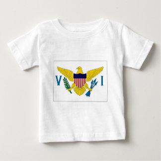 Virgin Islands Flag Baby T-Shirt