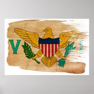Virgin Islands Flag Posters
