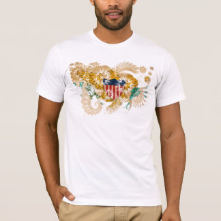 Virgin Islands Flag T-Shirt