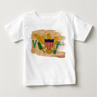 Virgin Islands Flag Tee Shirt