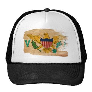 Virgin Islands Flag Trucker Hat