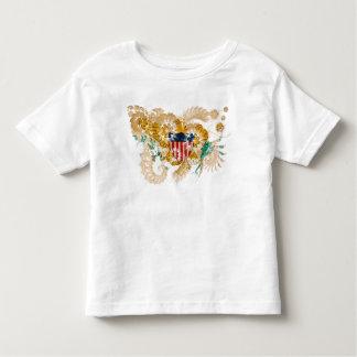 Virgin Islands Flag Toddler T-shirt