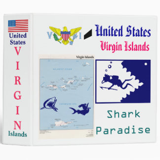 Virgin Islands of the United States:Shark Paradise Binder