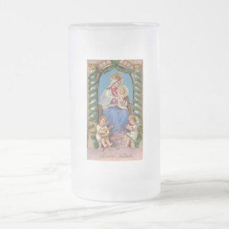 Virgin Mary and Baby Jesus Mug