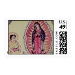 Virgin Mary and the Atocha Child Stamps