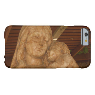 Virgin Mary & Baby Jesus Statue Barely There iPhone 6 Case
