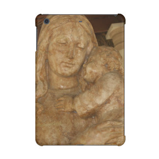 Virgin Mary & Baby Jesus Statue iPad Mini Retina Covers