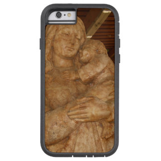 Virgin Mary & Baby Jesus Statue Tough Xtreme iPhone 6 Case