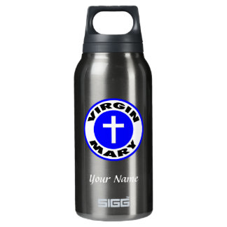 Virgin Mary Insulated Water Bottle