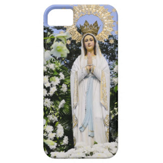 Virgin Mary iPhone 5 Universal Case iPhone 5 Cases