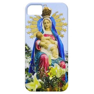 Virgin Mary iPhone 5 Universal Case iPhone 5 Covers