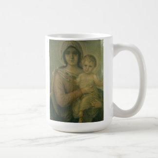 Virgin Mary & Jesus Mug