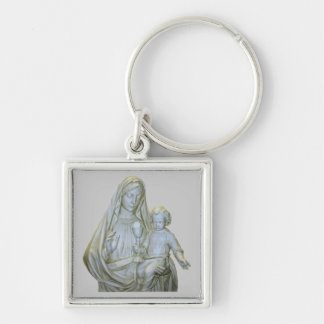 Virgin Mary Keychain