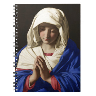 Virgin Mary Notebook