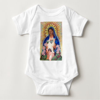 Virgin Mary - Our Lady Of Guadalupe Baby Bodysuit