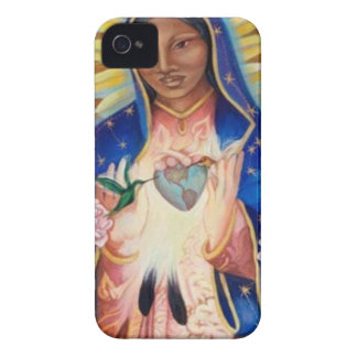 Virgin Mary - Our Lady Of Guadalupe iPhone 4 Cover