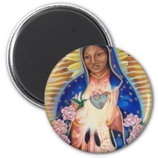 Virgin Mary - Our Lady Of Guadalupe Magnet