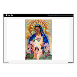 Virgin Mary - Our Lady Of Guadalupe Skin For Laptop
