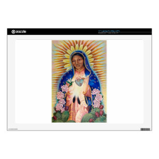 Virgin Mary - Our Lady Of Guadalupe Skins For Laptops