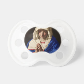 Virgin Mary Pacifier