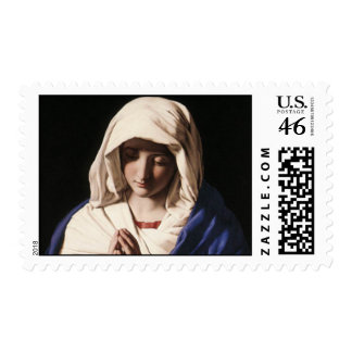 Virgin Mary postage