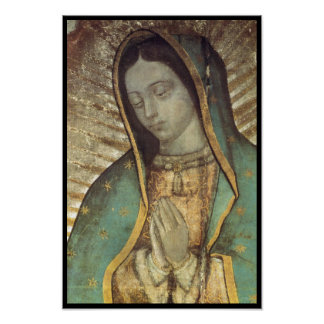 VIRGIN MARY POSTERS
