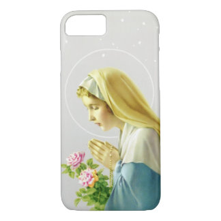 Virgin Mary Prayer iPhone 8/7 Case