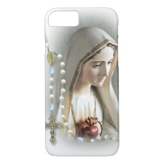 Virgin Mary/Rosary iPhone 7 CASE