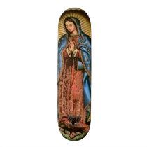 """Virgin Mary"" Skateboard Deck"