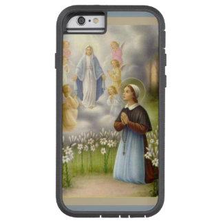 Virgin Mary St. Bernadette Lourdes Angels Tough Xtreme iPhone 6 Case