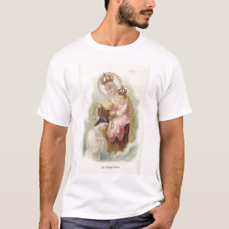 Virgin Mary with Christ Child T-Shirt