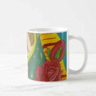 Virgin Mugsey of Santa Rosa by Dana Tyrrell Coffee Mug