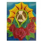 """Virgin Mugsey of Santa Rosa"" by Dana Tyrrell Post Cards"