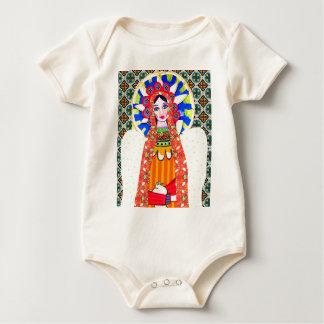 Virgin of Guadalupe Baby Bodysuit