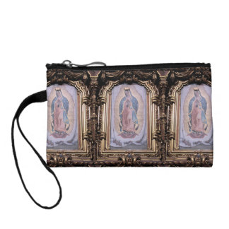 Virgin of Guadalupe Coin Purses