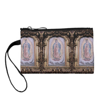 Virgin of Guadalupe Coin Purse