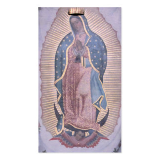 Virgin of Guadalupe Double-Sided Standard Business Cards (Pack Of 100)