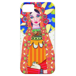 Virgin of Guadalupe iPhone 5 Covers