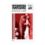 Virgin of Guadalupe Christmas USPS Postage