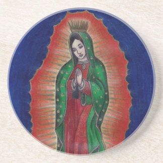 Virgin of Guadalupe Coaster