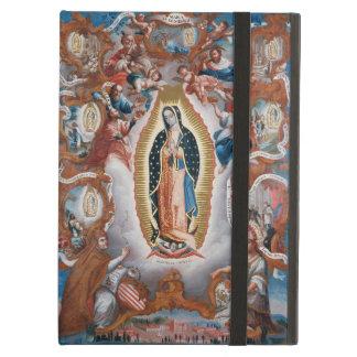 """Virgin of Guadalupe"" custom cases"