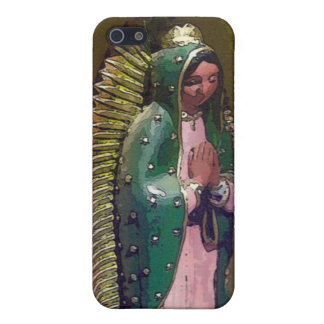 Virgin of Guadalupe iPhone 5 Case