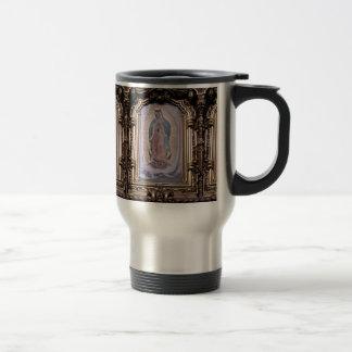 Virgin of Guadalupe 15 Oz Stainless Steel Travel Mug