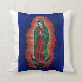 Virgin of Guadalupe Pillow