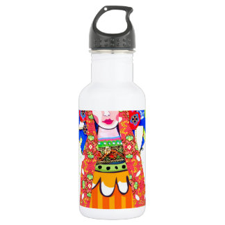 Virgin of Guadalupe Stainless Steel Water Bottle