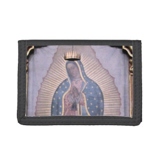 Virgin of Guadalupe Tri-fold Wallet
