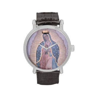 Virgin of Guadalupe Wristwatches