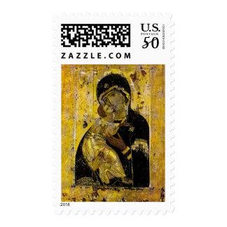Virgin of Kyiv Postage Stamp