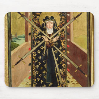 Virgin of Seven Sorrows from the Dome Altar, 1499 Mouse Pad